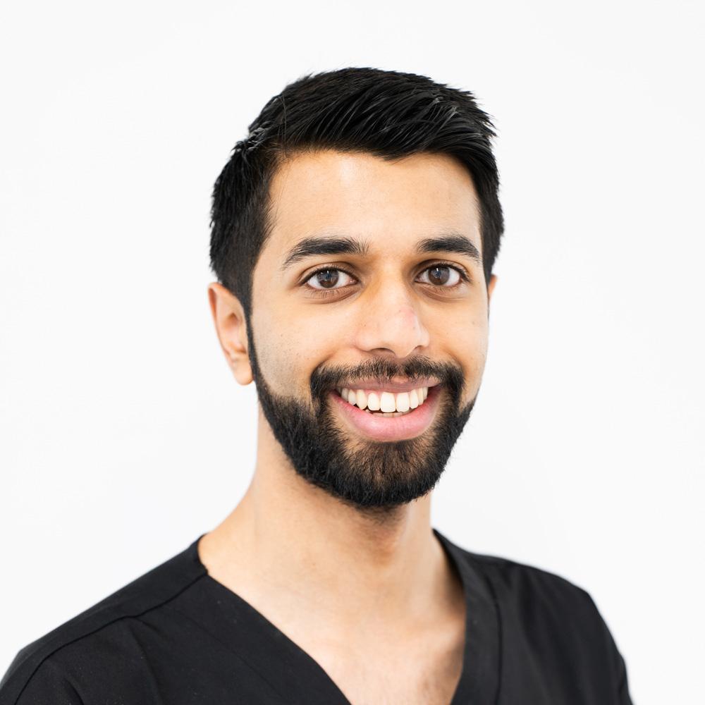 dr kishan sheth dentist