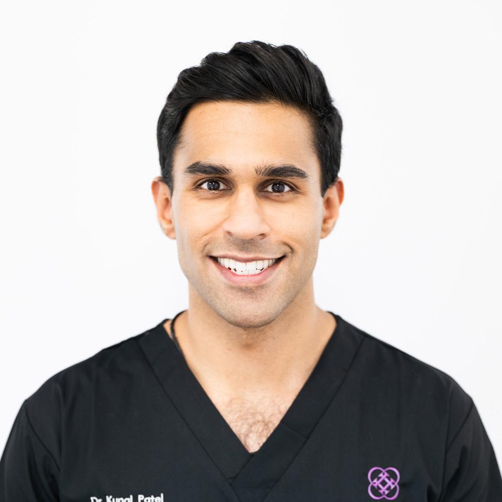 dr kunal patel principal dentist